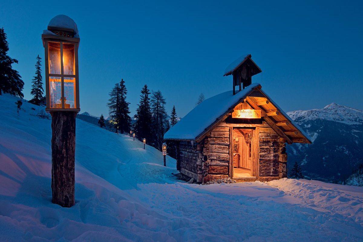 Winterurlaub im Salzburger Land, Mauterndorf bei Obertauern