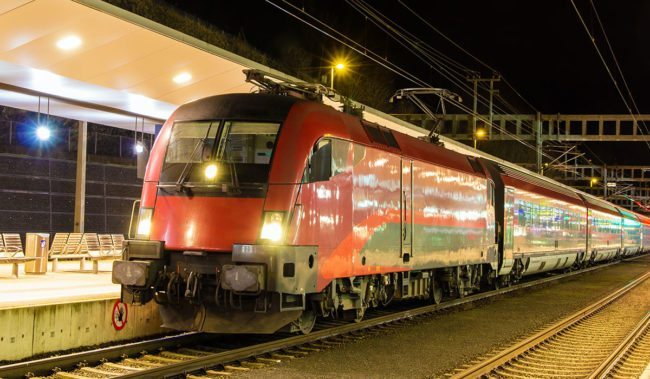 Anreise per Bahn - Hotel Neuwirt in Mauterndorf
