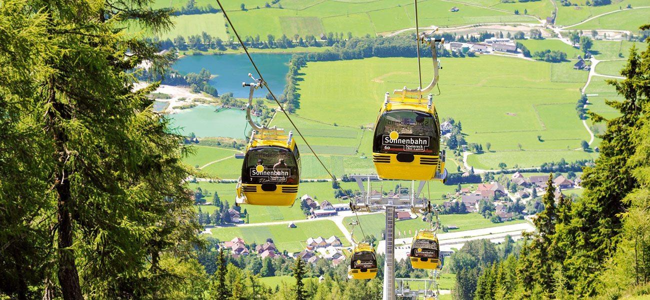 Bergbahnen Lungau - Ausflugsziel im Salzburger Land