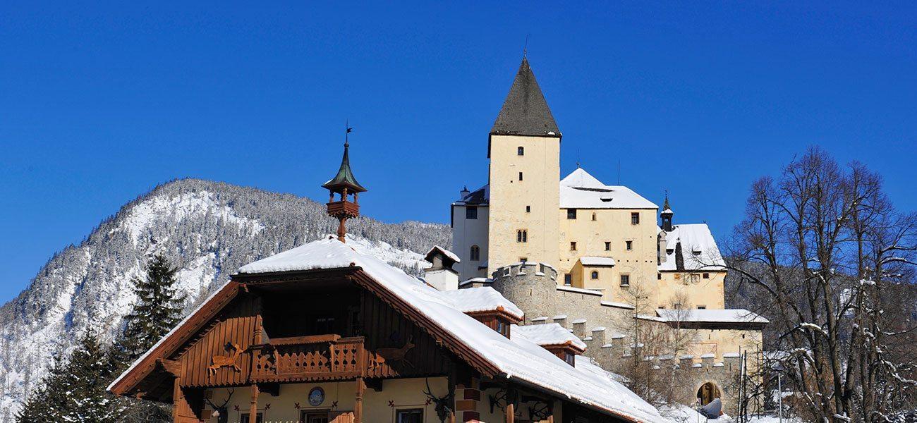 Burg Mauterndorf - Ausflugsziel im Salzburger Land