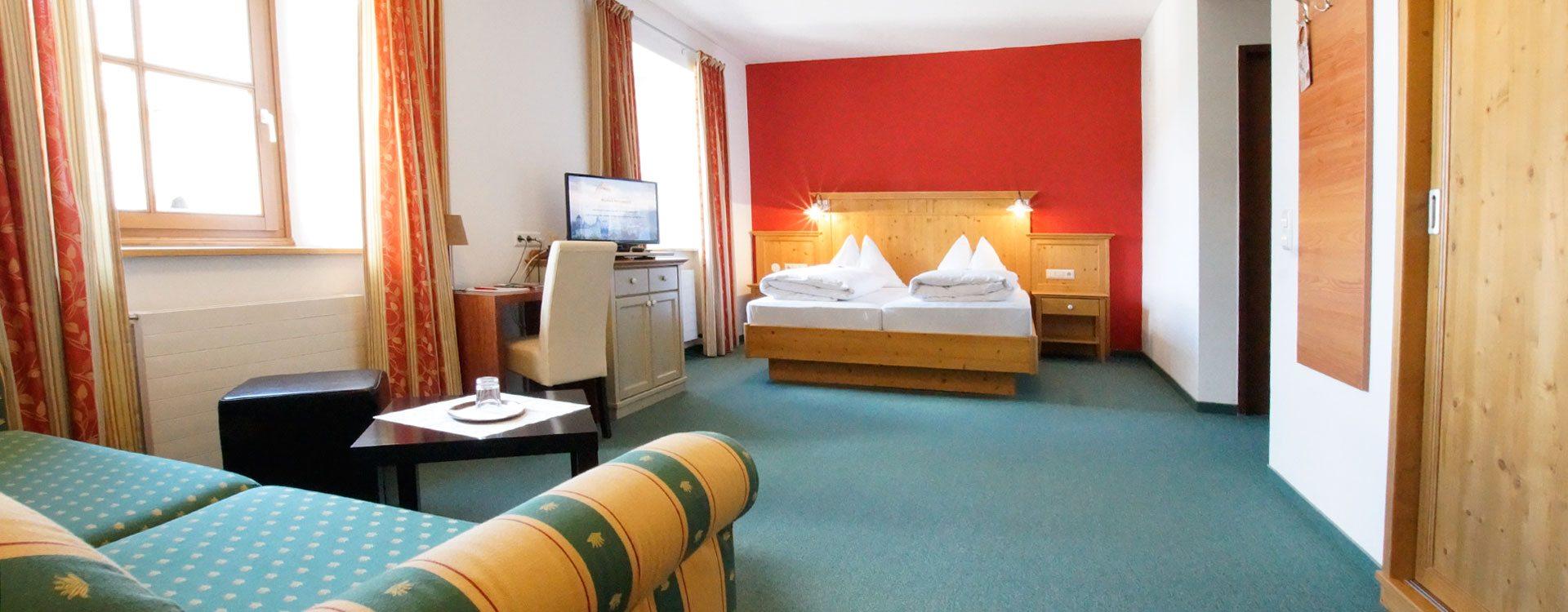 Familiensuite 8 – Zimmer in Mauterndorf, Lungau - 3 Sterne Hotel Neuwirt