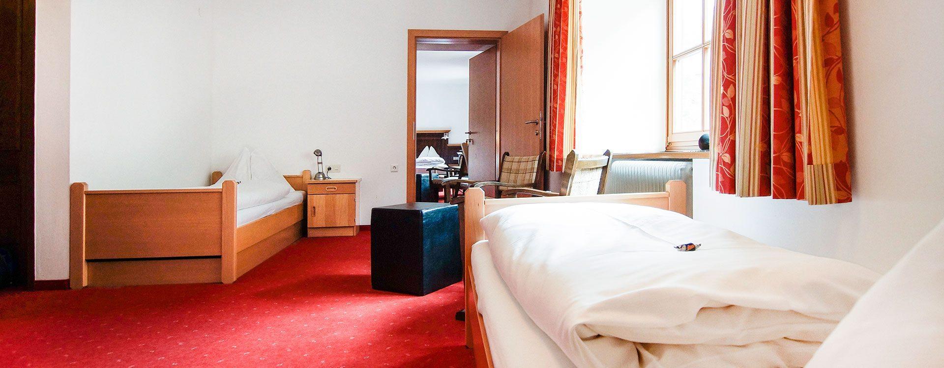Familiensuite 4 – Zimmer in Mauterndorf, Lungau - 3 Sterne Hotel Neuwirt
