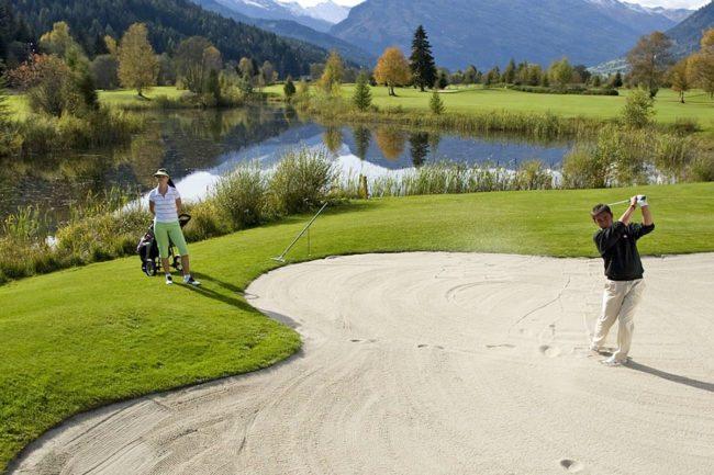 Golfclub Lungau - Sommerurlaub im Lungau, Salzburger Land