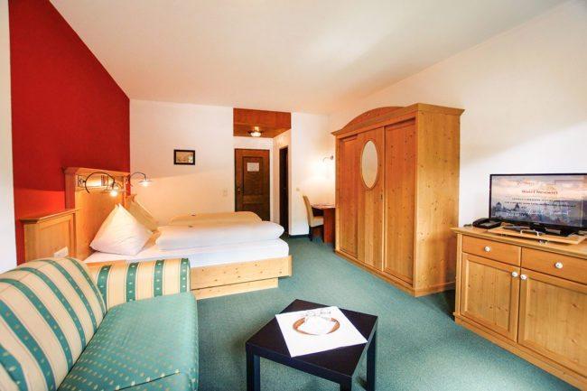 Grosseck – Zimmer in Mauterndorf, Lungau - 3 Sterne Hotel Neuwirt