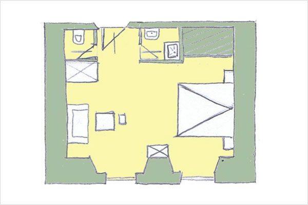 Fanningberg – Zimmer in Mauterndorf, Lungau - 3 Sterne Hotel Neuwirt