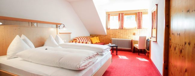 Mitterberg – Zimmer in Mauterndorf, Lungau - 3 Sterne Hotel Neuwirt