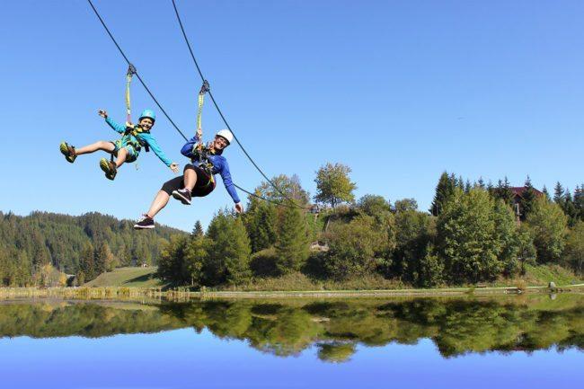 Outdoorpark Lungau - Sommerurlaub im Lungau, Salzburger Land