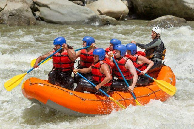 Rafting Lungau - Sommerurlaub im Lungau, Salzburger Land