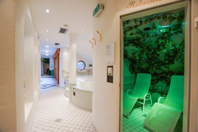 Relaxarium - Wellnesszeit im Hotel Neuwirt in Mauterndorf bei Obertauern