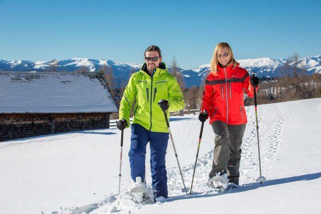 Schneeschuhwandern - Ferienregion Salzburger Lungau