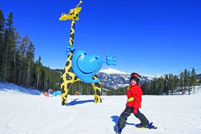 Skifahren im Skigebiet Katschberg-Aineck