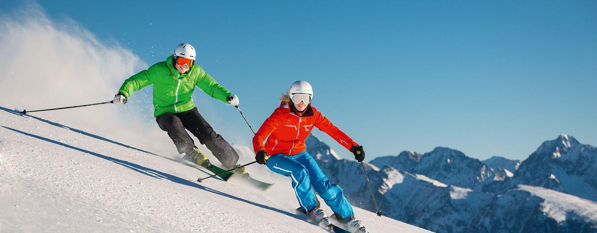 Skiurlaub im Salzburger Lungau, Salzburger Land