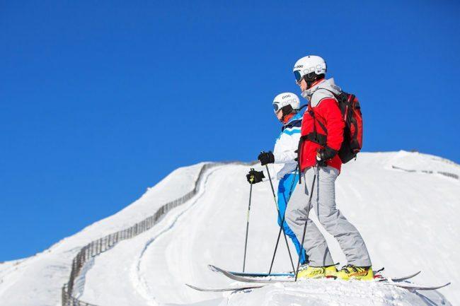 Skifahren im Salzburger Lungau