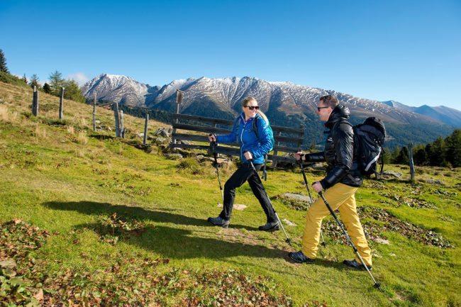 Wanderurlaub im Lungau, Salzburger Land