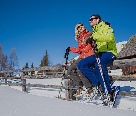 Winterurlaub im Salzburger Lungau